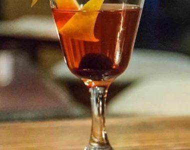 Foto von Affinity cocktail